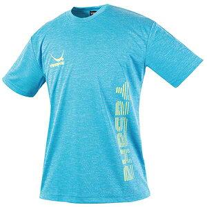 【ヤサカ】 ロゴにゃんこTシャツ [サイズ:M] [カラー:ヘザーブルー] #Y851-68 【スポーツ・アウトドア:その他雑貨】【YASAKA】