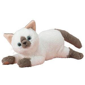 【トレンドマスタ?】 なでなでねこちゃんDX3 シャム白 【玩具:ぬいぐるみ:ネコ】【なでなでねこちゃんDX3】【TRENDMASTER】