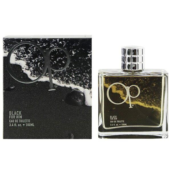 【オーシャンパシフィック】 ブラック フォーヒム オーデトワレ・スプレータイプ 100ml 【香水・フレグランス:フルボトル:メンズ・男性用】【OCEAN PACIFIC BLACK FOR HIM EAU DE TOILETTE SPRAY】
