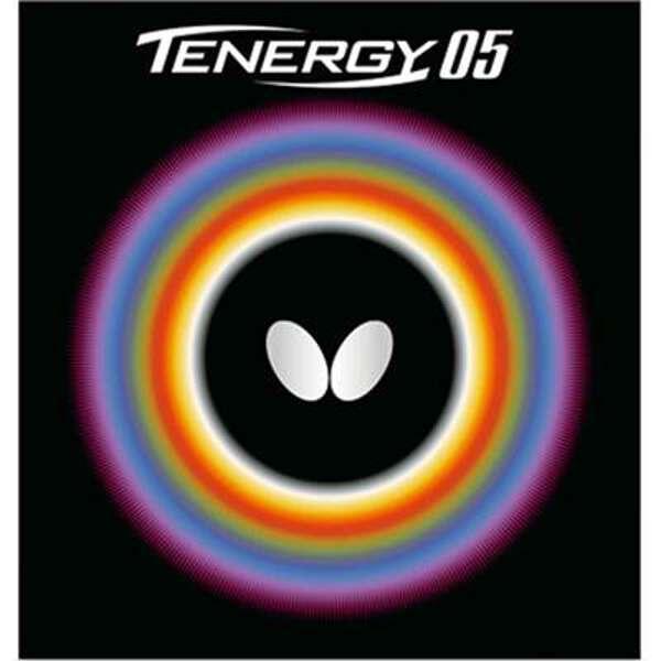 【バタフライ】 テナジー・05 卓球ラバ— [カラー:ブラック] [サイズ:中] #05800 【スポーツ・アウトドア】【BUTTERFLY】