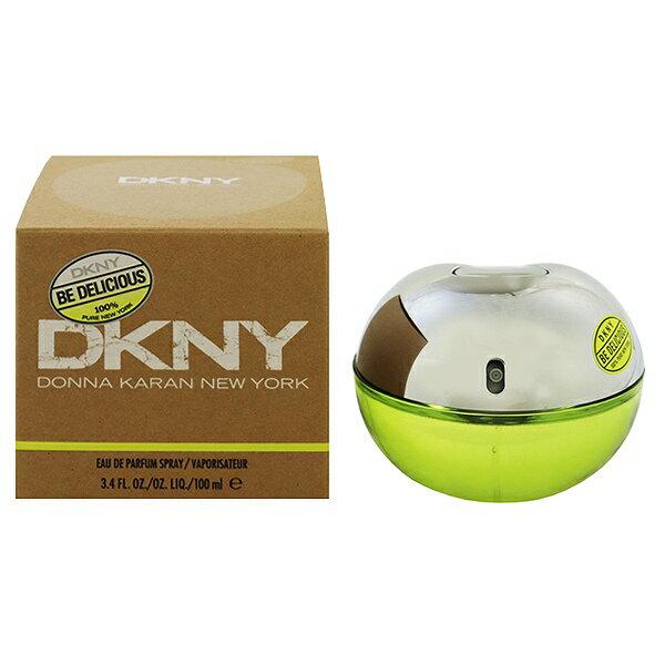 【ダナキャラン】 DKNY ビ— デリシャス オーデパルファム・スプレータイプ 100ml 【香水・フレグランス:フルボトル:レディース・女性用】【DKNY デリシャス】【DKNY DKNY BE DELICIOUS EAU DE PARFUM SPRAY】