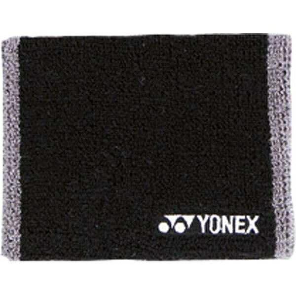 【ヨネックス】 リストバンド [カラー:ブラック] #AC487 1個入り 【スポーツ・アウトドア:その他雑貨】【YONEX】