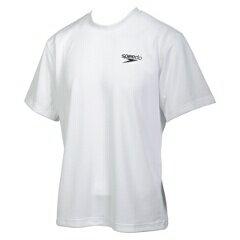 【スピード】 Tシャツ [カラー:ホワイト] [サイズ:O] #SD14T01 【スポーツ・アウトドア】【SPEEDO】