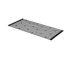 折り畳み水切りラック タワー L ブラック 【山崎実業: キッチン用品 調理用具・器具 水切り】