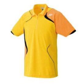 【ヨネックス】 スポーツウェア ポロシャツ(ユニセックス) 10142 [カラー:コーンイエロー] [サイズ:L] #10142 【スポーツ・アウトドア:テニス:メンズウェア:ポロシャツ】【YONEX】
