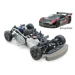 1/10 エンジンRCカーシリーズ No.54 ライキリGT TG10-Mk.2 FZシャーシ 2020 44054