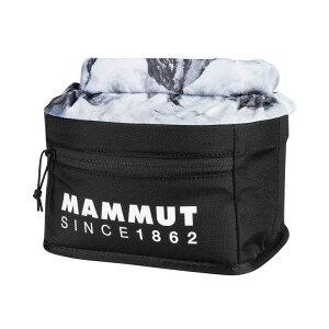 【マムート】 ボルダーチョークバッグ [カラー:ブラック] #2050-00280-0001 【スポーツ・アウトドア:アウトドア:バッグ:チョークバッグ】【MAMMUT Boulder Chalk Bag】
