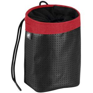 【マムート】 スティッチチョークバッグ [カラー:ラバ×ブラック] [サイズ:幅12×高さ16×マチ9cm)] #2290-00900-3040 【スポーツ・アウトドア:アウトドア:バッグ:チョークバッグ】【MAMMUT Stitch Chalk
