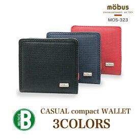 126e9acb9a42 モーブス 二つ折れ財布 モーブス メンズ/ユニセックス ブラック/ネイビー/レッド MOS
