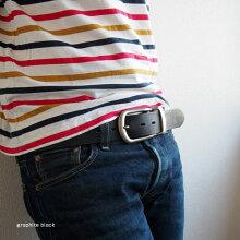 ベルト専門店の日本製本革ベルト大人気の馬蹄型バックルがかっこいいベルトきれいな6色しなやかレザーメンズ、レディースに毎日のカジュアルやデニムが楽しくなるベーシックな牛革ベルトMEN'SLADY'S男性用紳士用ladiesBeltベルト父の日