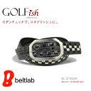 【GOLFish -ゴルフィッシュ-】カラフルな市松模様がパッと目を引いて、プレイ中にチラ見せしたくなる。ゴルフウェアにアクセント、ゴルフをスタイリッシュに楽し...