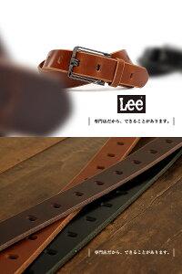 ベルト・リー・Lee・メンズ・ブラックダークブラウンブラウン・黒茶