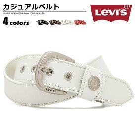 ベルト メンズ 本革 リーバイス Levi's ブラック/ダークブラウン/ホワイト/レッド 70716091