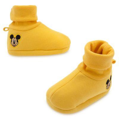 【1-2日以内に発送】ディズニー(Disney)US公式商品 ミッキーマウス 靴 シューズ くつ コスチューム 衣装 コスプレ ドレス 服 コスプレ ハロウィン ハロウィーン ベビー 赤ちゃん 幼児用 男の子 女の子 [並行輸入品] Mickey Mouse Costume Shoes for