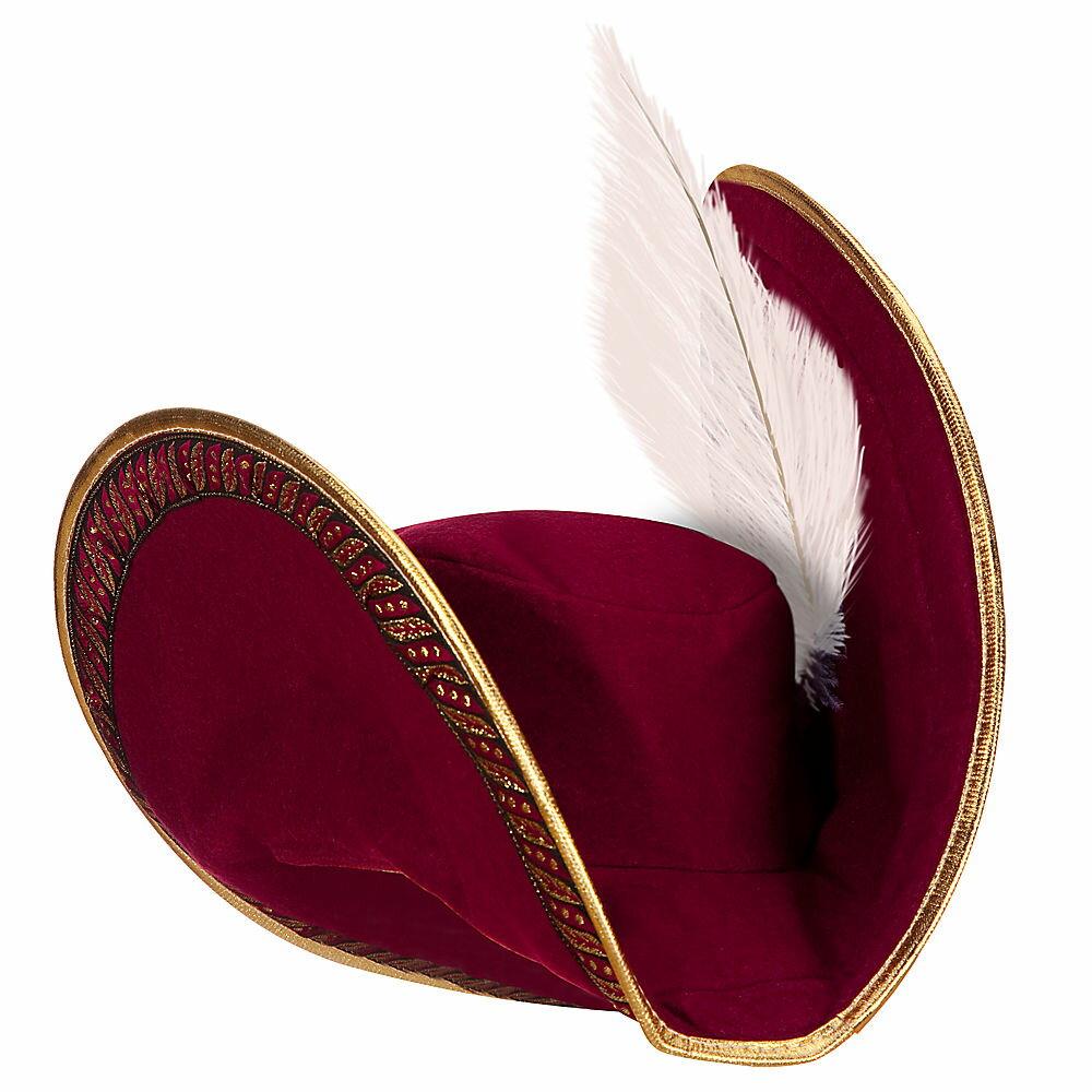 【1-2日以内に発送】ディズニー Disney US公式商品 フック船長 帽子 ハット コスチューム コスプレ 衣装 フック キャプテンフック ピーターパン キャップ 子供用 キッズ 男の子 [並行輸入品] Captain Hook Hat for Kids