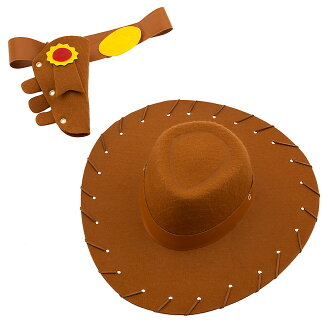 231f7c57f [parallel import goods] Woody Accessory Set for Kids for the Disney  (Disney)US formula product Toy Story Woody hat belt costume Halloween  Halloween ...
