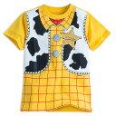 【1-2日以内に発送】ディズニー Disney US公式商品 ウッディ トイストーリー Tシャツ 洋服 トップス コスチューム 衣…