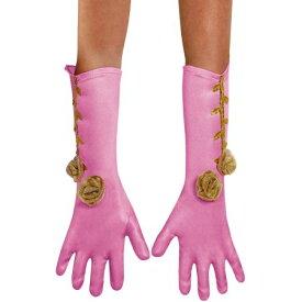 【あす楽】ディズニー Disney オーロラ オーロラ姫 プリンセス グローブ 手袋 コスチューム 衣装 ドレス コスプレ 仮装 ハロウィーン ハロウィン 女の子 子供 ガールズ [並行輸入品] Aurora Toddler Gloves Girls グッズ ストア プレゼント ギフト クリス