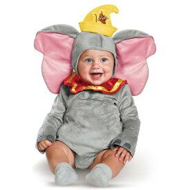 【1-2日以内に発送】ディズニー Disney ダンボ Dumbo コスチューム 【サイズ:6-18ヶ月用】 衣装 コスプレ ドレス ハロウィーン ハロウィン 赤ちゃん ベビー 幼児用 男の子 女の子 [並行輸入品] Infant Halloween Costume クリスマス