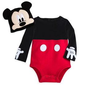 【あす楽】ディズニー Disney US公式商品 ミッキーマウス コスチューム 衣装 ドレス 服 コスプレ ハロウィン ハロウィーン ロンパース ボディスーツ ボディースーツ 服 コスプレ セット ベビー 赤ちゃん 幼児用 女の子 男の子 [並行輸入品] Mickey Mouse