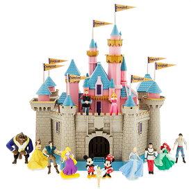 【あす楽】 ディズニー Disney US公式商品 眠れる森の美女 オーロラ姫 プリンセス ディズニーランド おもちゃ 玩具 トイ セット [並行輸入品] Sleeping Beauty Castle Play Set - Disneyland グッズ ストア プレゼント ギフト 誕生日 人気 クリスマス 誕生日 プレ