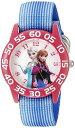 【取寄せ】 ディズニー Disney アナ雪 アナと雪の女王 フローズン エルサ プリンセス インフィニティ 腕時計 時計 うでどけい とけい ウォッチ 子供用...