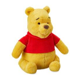 【あす楽】 ディズニー Disney US公式商品 くまのプーさん ぬいぐるみ 人形 おもちゃ 中サイズ [並行輸入品] Winnie the Pooh Plush - Medium グッズ ストア プレゼント ギフト 誕生日 人気 クリスマス 誕生日 プレゼント ギフト