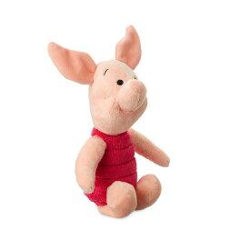 【あす楽】 ディズニー Disney US公式商品 くまのプーさん ピグレット ぬいぐるみ (身長22cm 足を延ばして耳含む) 人形 おもちゃ ミニ [並行輸入品] Piglet Plush - Winnie the Pooh Mini Bean Bag グッズ ストア プレゼント ギフト 誕生日 人気 クリスマス