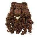 【あす楽】ディズニー Disney US公式商品 美女と野獣 ベル プリンセス ウィッグ 付け毛 コスチューム ハロウィーン 衣…