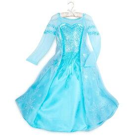【あす楽】 ディズニー Disney US公式商品 アナと雪の女王 アナ雪 アナ エルサ プリンセス コスチューム 衣装 ドレス 服 コスプレ ハロウィン ハロウィーン 服 コスプレ 子供 キッズ 女の子 男の子 [並行輸入品] Elsa Costume for Kids - Frozen グッズ スト