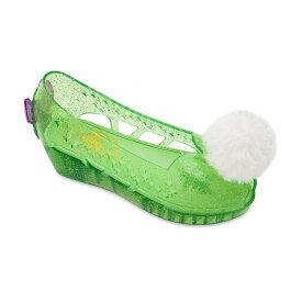 【あす楽】 ディズニー Disney US公式商品 ティンカーベル 靴 シューズ くつ コスチューム 衣装 コスプレ ドレス 服 コスプレ ハロウィン ハロウィーン 子供 キッズ 女の子 男の子 [並行輸入品] Tinker Bell Costume Shoes for Kids グッズ ストア プレゼ