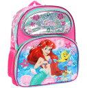 【1-2日以内に発送】【M】 ディズニー Disney アリエル リュック Ariel リトルマーメイド 人魚姫 プリンセス リュック…