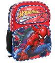 【あす楽】ディズニー Disney スパイダーマン スパイダー マーベル リュックサック リュック 旅行 バッグ バックパッ…