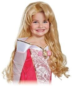 【1-2日以内に発送】ディズニー Disney オーロラ オーロラ姫 プリンセス ウィッグ かつら コスチューム 衣装 コスプレ 仮装 なりきり 女の子 子供 ガールズ [並行輸入品] Aurora Deluxe Child Wig Girls グッズ ストア プレゼント ギフト クリスマス 誕生日 クリスマス