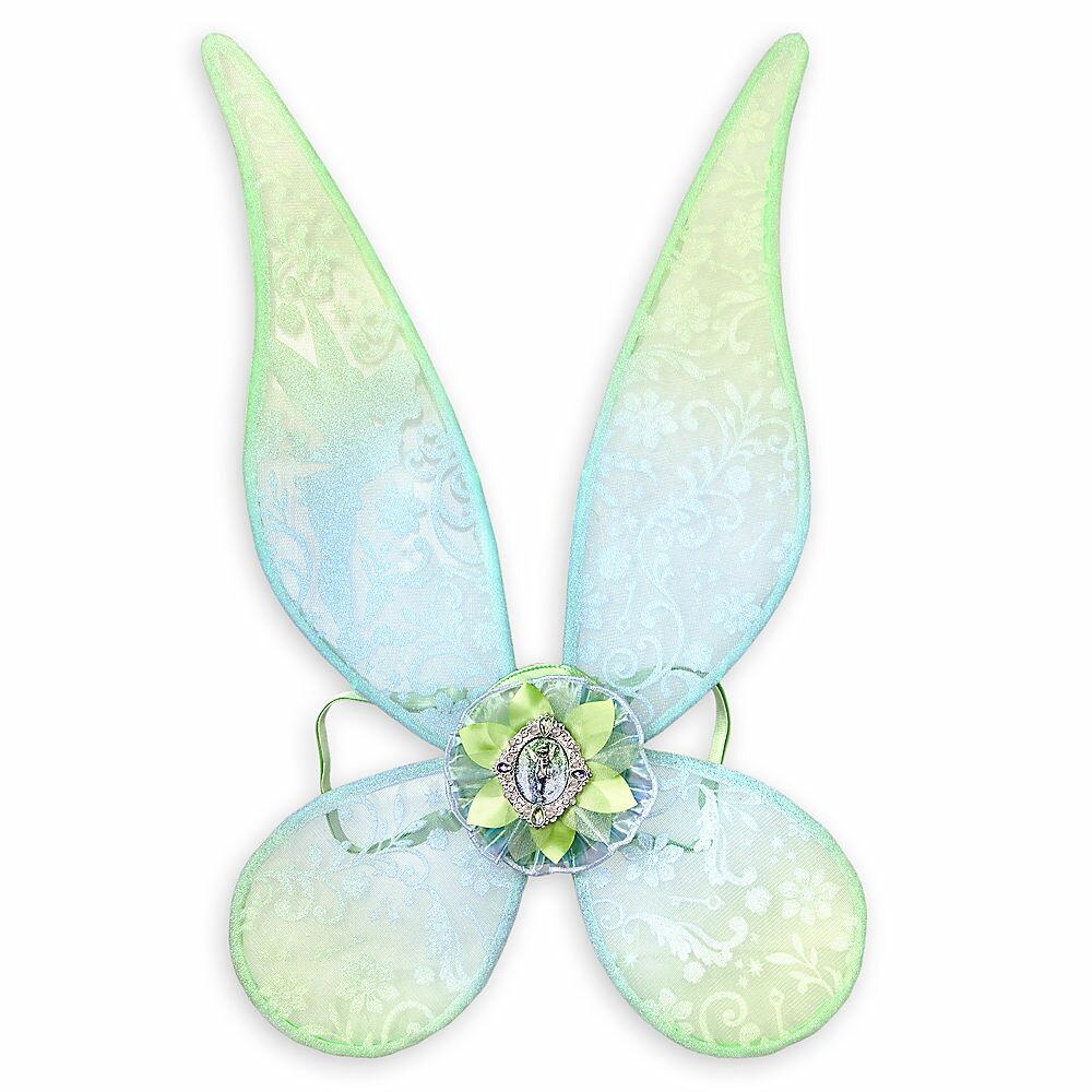 【1-2日以内に発送】 ディズニー(Disney)US公式商品 ティンカーベル 羽 ウィング コスチューム コスプレ ハロウィーン ハロウィン 光る ライトアップ 子供用 キッズ 女の子 男の子 [並行輸入品] Tinker Bell Light-Up & Glow Wings for Kids グッズ ストア