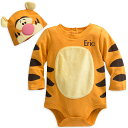 【1-2日以内に発送】ディズニー Disney US公式商品 タイガー くまのプーさん コスチューム 衣装 ドレス 服 コスプレ …