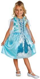 【あす楽】ディズニー Disney シンデレラ プリンセス コスチューム 衣装 ドレス コスプレ 仮装 ハロウィン ハロウィーン 服 女の子 子供 ガールズ [並行輸入品] Cinderella Sparkle Classic Girls グッズ ストア プレゼント ギフト クリスマス 誕生日 クリ