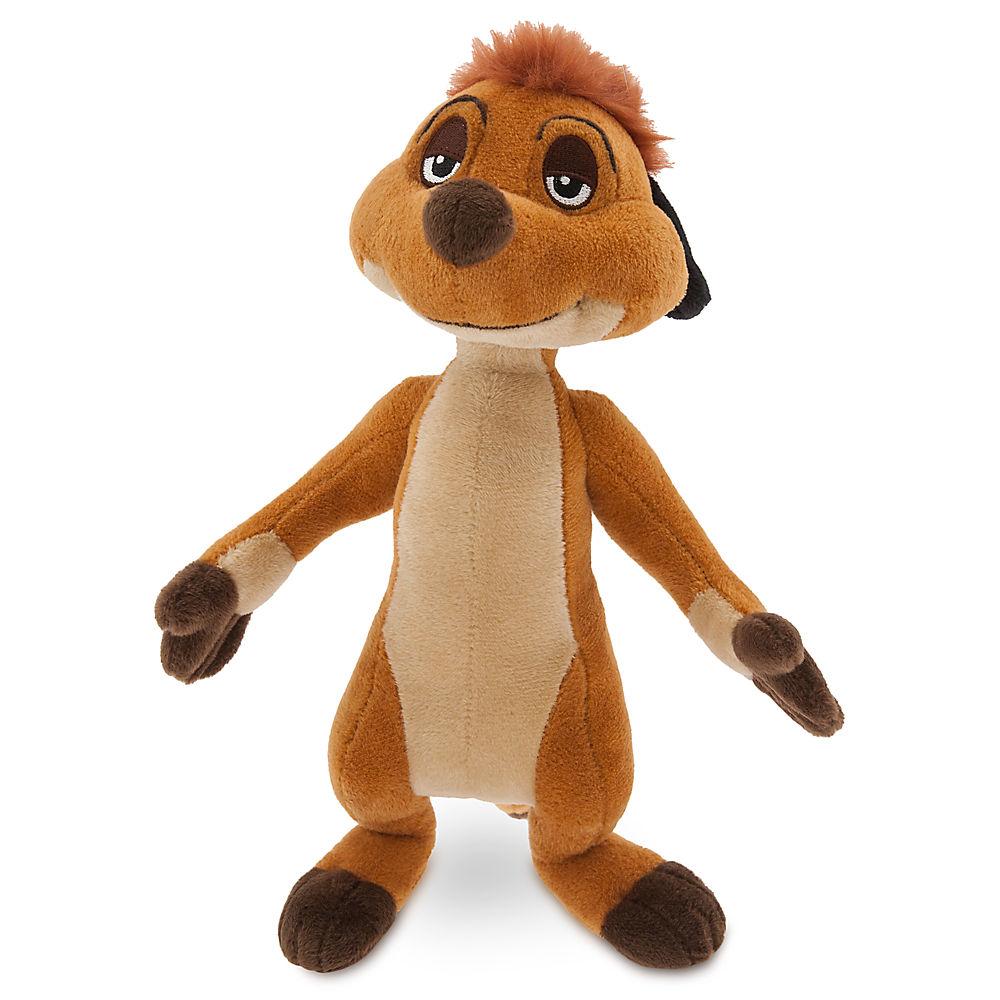 【あす楽】 ディズニー Disney US公式商品 ライオンキング ティモン プラッシュ ぬいぐるみ 人形 おもちゃ 【小サイズ】 [並行輸入品] Timon Plush - The Lion King Small 10'' グッズ ストア プレゼント ギフト 誕生日 人気 クリスマス 誕生日 プレゼン