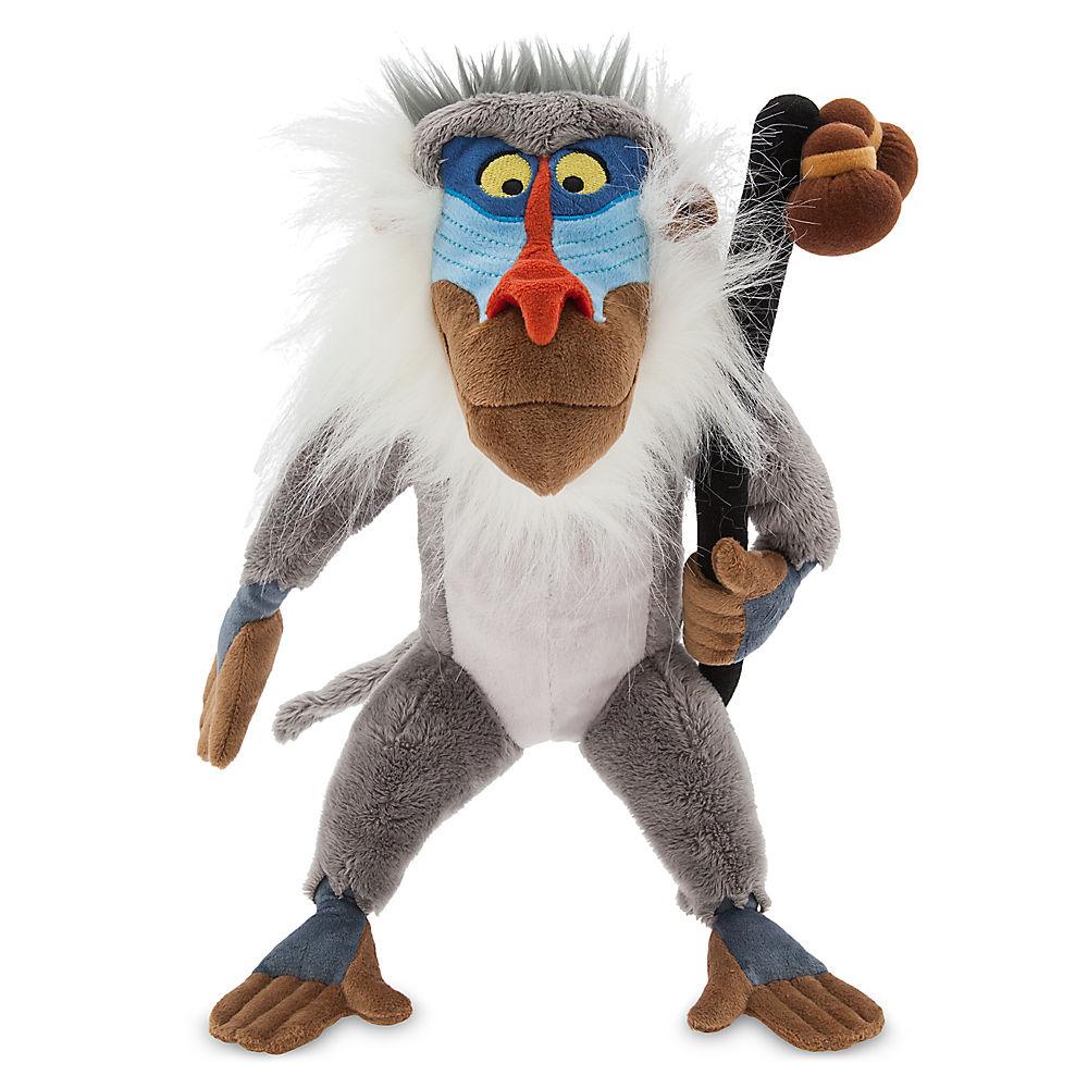 【1-2日以内に発送】 ディズニー Disney US公式商品 ライオンキング ラフィキ ぬいぐるみ 人形 おもちゃ 【中サイズ】 [並行輸入品] Rafiki Plush - The Lion King Medium 15'' グッズ ストア プレゼント ギフト 誕生日 人気 クリスマス 誕生日 プレゼン
