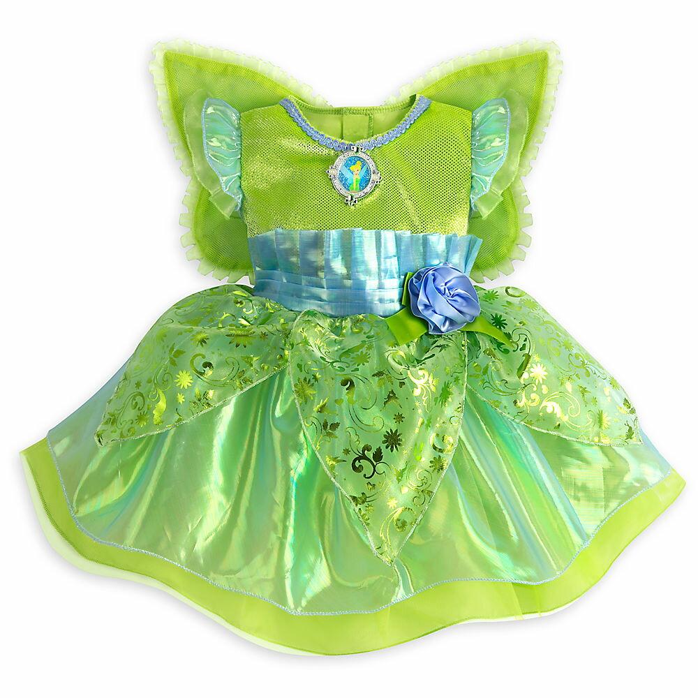 【1-2日以内に発送】ディズニー Disney US公式商品 ティンカーベル コスチューム 衣装 ドレス 服 コスプレ ハロウィン ハロウィーン 服 コスプレ ベビー 赤ちゃん 幼児用 女の子 男の子 [並行輸入品] Tinker Bell Costume for Baby グッズ ストア プレゼント ギフ