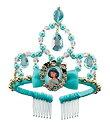 【あす楽】ディズニー Disney ジャスミン アラジン プリンセス ティアラ 王冠 髪飾り ドレス コスチューム コスプレ …