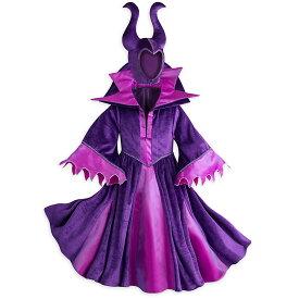 【あす楽】ディズニー Disney US公式商品 マレフィセント オーロラ姫 コスチューム 衣装 ドレス 服 コスプレ ハロウィン ハロウィーン 服 コスプレ 子供用 キッズ 女の子 [並行輸入品] Maleficent Costume for Kids グッズ ストア プレゼント ギフト 誕生