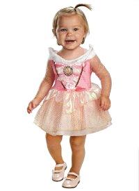 【あす楽】ディズニー Disney 眠れる森の美女 オーロラ オーロラ姫 プリンセス ドレス (靴は含みません。)【サイズ12-18ヶ月】 コスチューム 衣装 服 コスプレ ハロウィン ハロウィーン ベビー 赤ちゃん 幼児 子供 女の子 ガールズ [並行輸入品] Aurora Inf