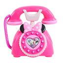 【取寄せ】 ディズニー Disney US公式商品 ミニーマウス 電話 おもちゃ 音が出る 声が出る 英語 [並行輸入品] Minnie Mouse Happy...