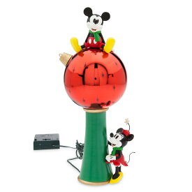 【あす楽】ディズニー Disney US公式商品 ミッキーマウス ミニーマウス ツリートッパー クリスマス 飾り 光る ライトアップ [並行輸入品] Mickey and Minnie Mouse Light-Up Tree Topper グッズ ストア プレゼント ギフト 誕生日 人気 クリスマス 誕生日 プ