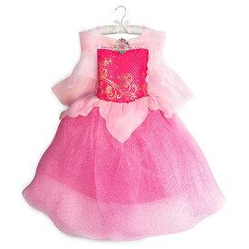 【1-2日以内に発送】 ディズニー Disney US公式商品 眠れる森の美女 オーロラ姫 プリンセス コスチューム 衣装 ドレス 服 コスプレ ハロウィン ハロウィーン 服 コスプレ 子供 キッズ 女の子 男の子 [並行輸入品] Aurora Costume for Kids - Sleeping Beauty グッズ ス