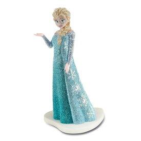 【取寄せ】 ディズニー Disney US公式商品 アナと雪の女王 アナ雪 アナ エルサ プリンセス アリバスブラザーズ フィギュア 置物 人形 ジュエリー [並行輸入品] Elsa Jeweled Figurine by Arribas Brothers グッズ ストア プレゼント ギフト 誕生日 人気 クリスマス 誕生