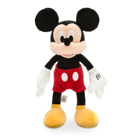 【1-2日以内に発送】 ディズニー Disney US公式商品 ミッキーマウス ミッキー ぬいぐるみ 約33cm 人形 おもちゃ 小サイズ [並行輸入品] Mickey Mouse Plush - Small グッズ ストア プレゼント ギフト 誕生日 人気 クリスマス 誕生日 プレゼント ギフト
