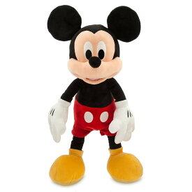 【1-2日以内に発送】 ディズニー Disney US公式商品 ミッキーマウス ミッキー ぬいぐるみ 約64cm 人形 おもちゃ 大サイズ [並行輸入品] Mickey Mouse Plush - Large グッズ ストア プレゼント ギフト 誕生日 人気 クリスマス 誕生日 プレゼント ギフト