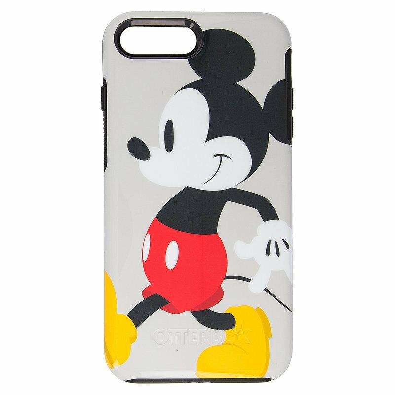 【取寄せ】 ディズニー Disney US公式商品 ミッキーマウス ケース アイフォン アイフォンケース iPhone 8/7 Plus Case [並行輸入品] Mickey Mouse OtterBox Symmetry グッズ ストア プレゼント ギフト 誕生日 人気 クリスマス 誕生日 プレゼント ギフト
